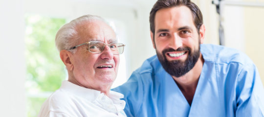 The Daily Schedule of an In-Home Caregiver