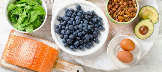What Food is Good for Brain Memory?