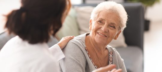 How to Discuss In-Home Care with an Elderly Loved One